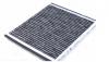 Фильтр вентиляции салона тип BEHR  квадратный угольный GL GROUPS, произв. Италия