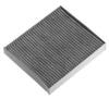 Фильтр вентиляции салона угольный тип DELPHI GL GROUPS, произв. Италия